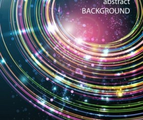 abstract technology background art vector 02