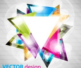 Delicate fashion background art vector 03