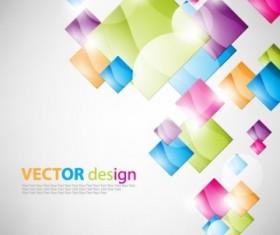 Delicate fashion background art vector 02