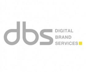 Digital brand services logo Illustration vector material