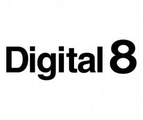Digital creative vector logo 01