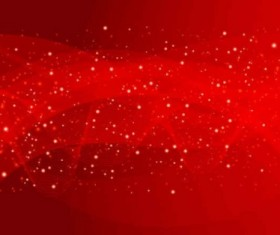 Light dot with red background graphics vector