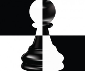 Chess elements Backgrounds vector