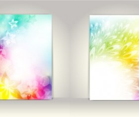 Abstract cover Illustration vector