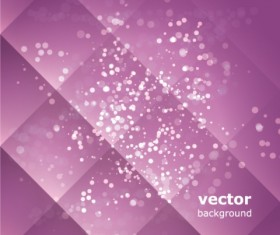 Diamond lattice background vector material