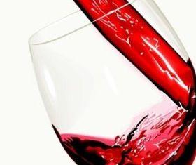 Red wine creative vector