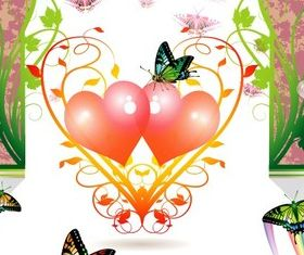 Sui background vector graphic