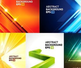 Shiny three-dimensional space background design vectors