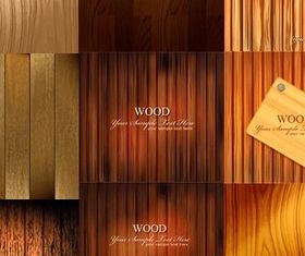 Wood texture background vector graphic