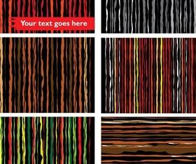Abstract stripe background Illustration vector