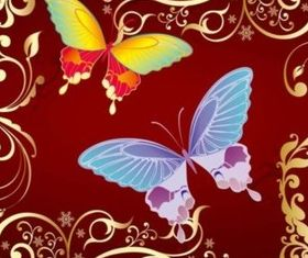Butterfly Graphics vector
