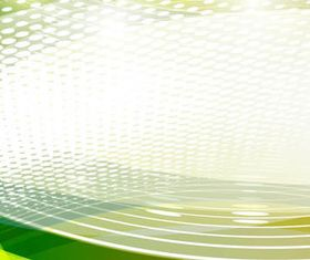light Abstract Backgrounds vector set