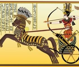 Ancient Egypt Vector Art vectors graphic