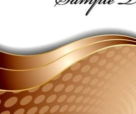 Simple business style background vectors graphics