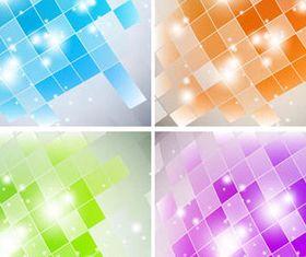 Sparkling Neon background creative vector