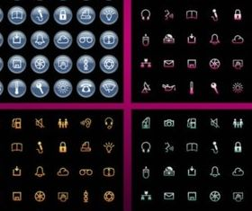 Free Icons Packs creative vector