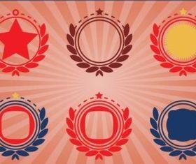 Military Emblems Vectors vector