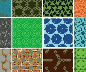 Background tile pattern creative vector