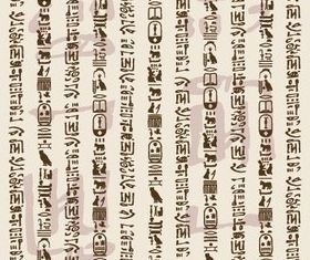 ancient text background vectors graphic