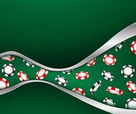 Casino Backgrounds 8 shiny vector