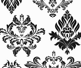 Ornamental Elements Set 29 vector