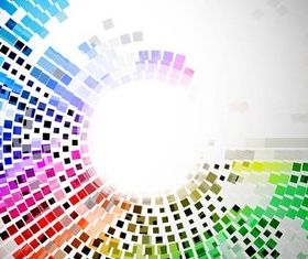 Abstract Style Backgrounds 8 vector