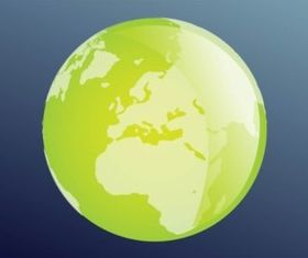 Planet Earth Graphics vector