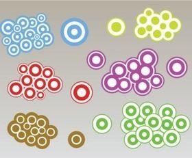 Circles Bubbles Vectors