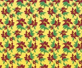 Classic Flowers Pattern shiny vector