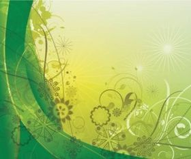 Free Spring Art background vector graphics
