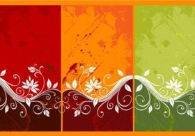 Spring background Graphics vector
