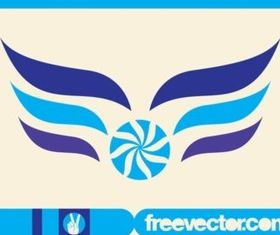 Abstract Logo Graphic design vectors