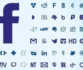Technology Logos Graphics creative vector