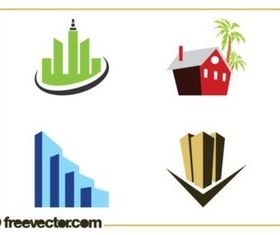 Buildings Graphics vector