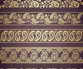 Ornamental Borders 2 vector
