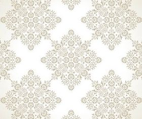 Damask Patterns (Set 28) vector