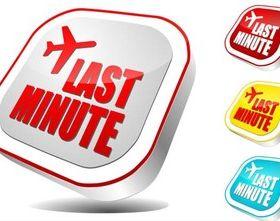 Last Minute Symbols vector