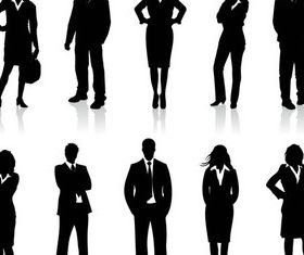 Business People art vector