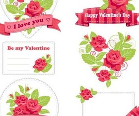 Valentine Elements vector material
