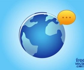 Social World Vector