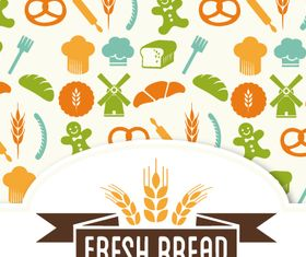 Restaurant Menu background 5 vector