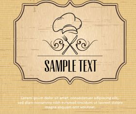 Restaurant Menu background 8 vector