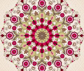 Floral patterns 2 vector