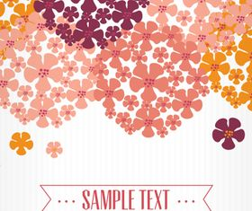 petal background 1 vector