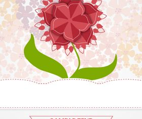 petal background 2 vector