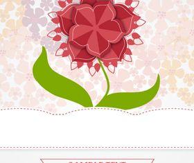petal background 2 vector
