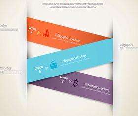 Infographics background 33 vector graphics