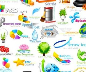 Icons free Illustration vector