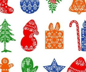 Christmas Design Elements vectors