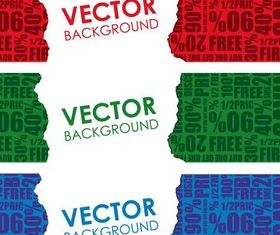 Creative Sale Banners Illustration vector